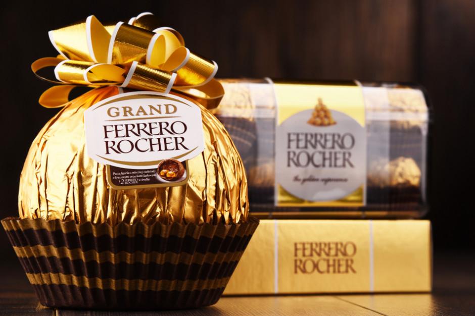 Ferrero z wyższymi wydatkami na reklamę TV w Polsce, a Nestle mniejszymi
