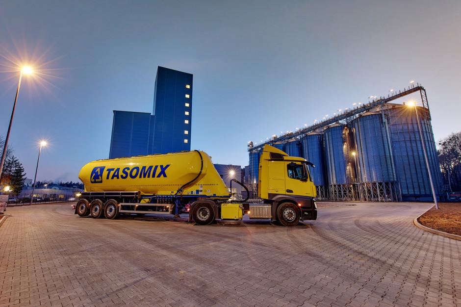 Tasomix uruchomił fabrykę pasz w Pionkach (zdjęcia)