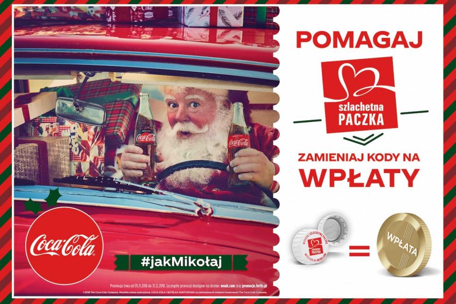 Coca-Cola rusza zw świąteczną kampanią
