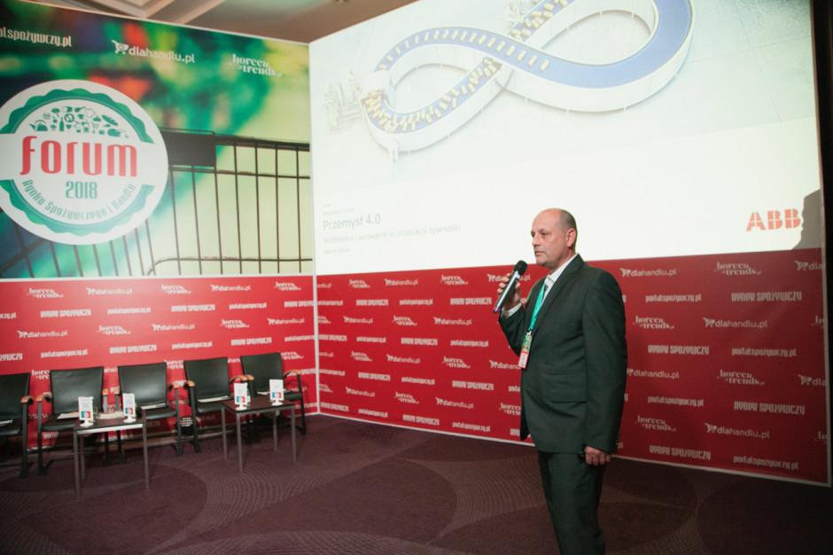 Dyrektor ABB na FRSiH: Powinniśmy iść w stronę Przemysłu 3.5