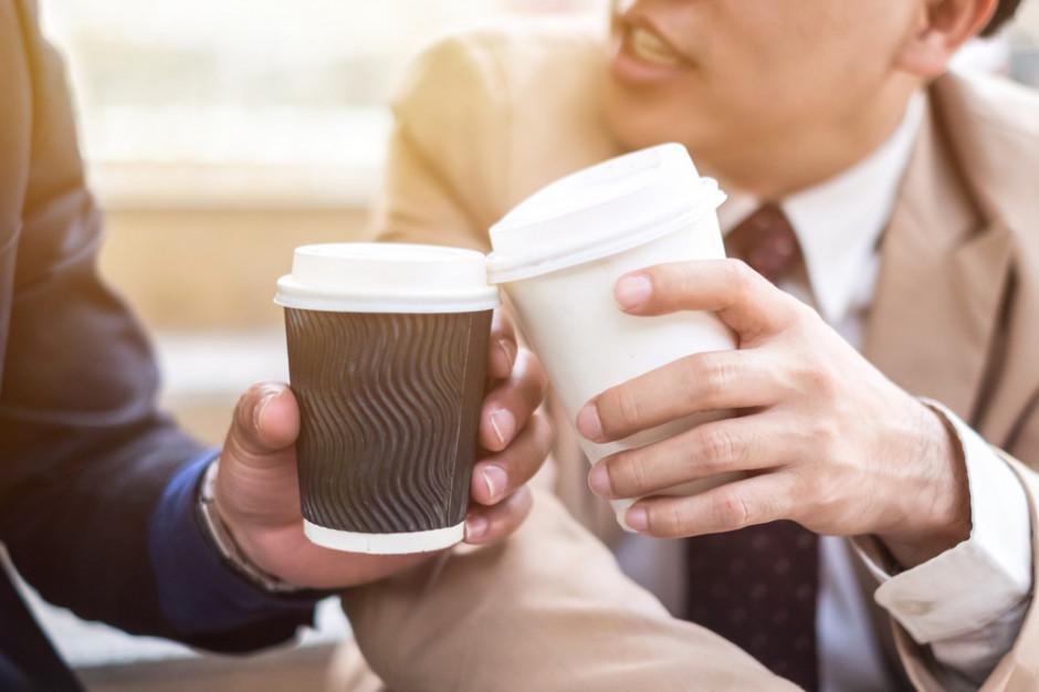 Żabka chce pozyskać nowych klientów wśród kawoszy