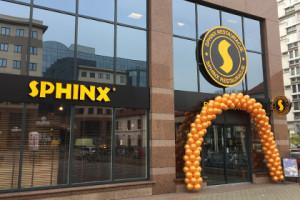 Nowa restauracja Sphinx w stolicy