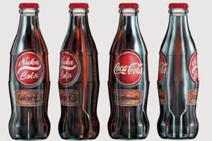 Coca-Cola Polska wyprodukowała w realu Nuka-Colę występującą w grze