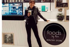 Anna Lewandowska tworzy ogólnopolską sieć kawiarni Healthy Store by Ann