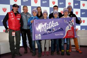 Milka nowym sponsorem reprezentacji skoczków narciarskich
