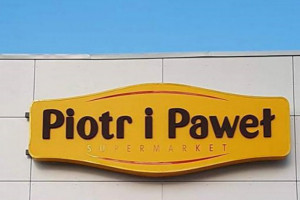 Piotr i Paweł zamknął kolejne dwa sklepy