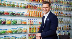 Nowy zarząd, nowa strategia. Hortex chce rosnąć szybciej niż segment soków i mrożonek - wywiad z prezesem Grupy