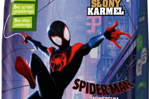 Lubella przygotowała płatki inspirowane Spider-Manem w kształcie pająków
