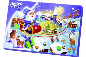 """Milka startuje z kampanią """"Odkryj magię oczekiwania na Święta"""""""