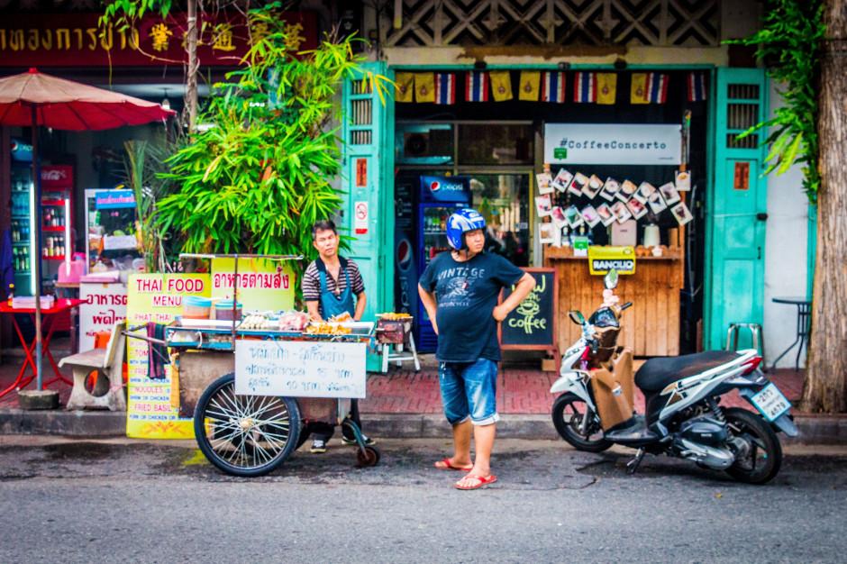 Ocena różnorodności oferty gastronomicznej w wybranej miejscowości turystycznej w Tajlandii