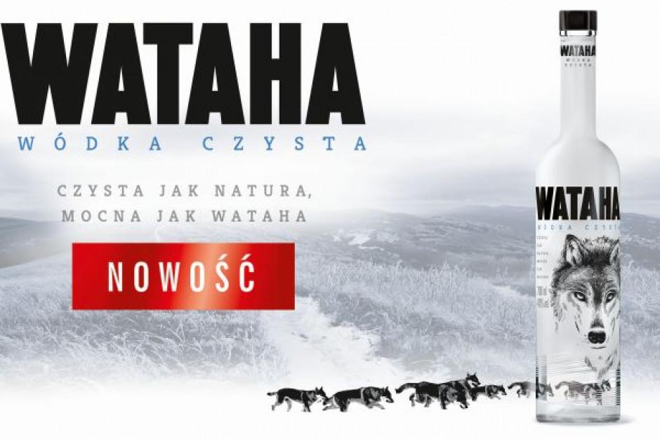 BZK Alco wprowadza na rynek nowość – wódkę czystą Wataha