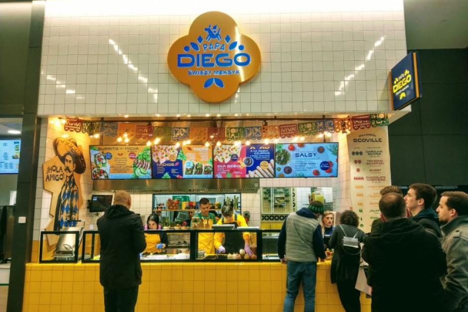 Papa Diego otwarte w Forum Gdańsk