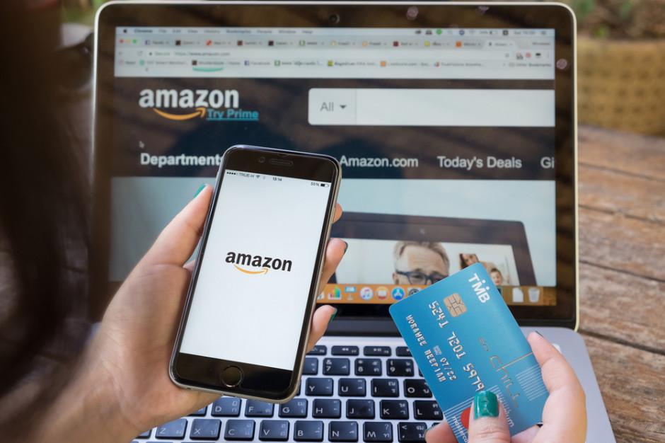 Amazon: Przez błąd techniczny na stronie wyciekły dane klientów