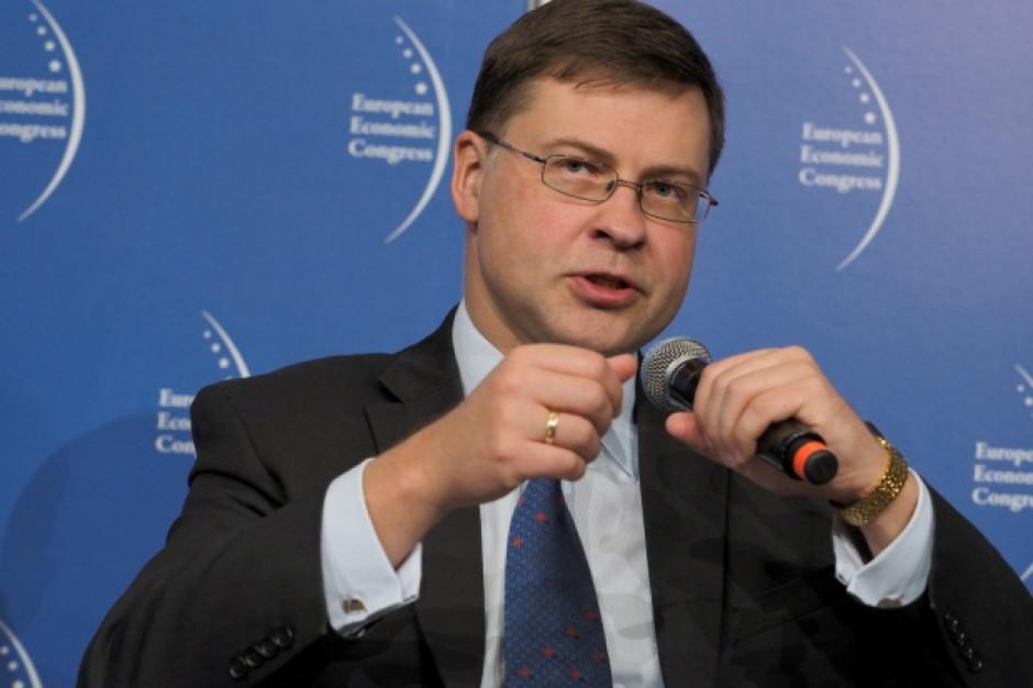 Wiceszef KE: Polska gospodarka potrzebuje większego udziału inwestycji prywatnych