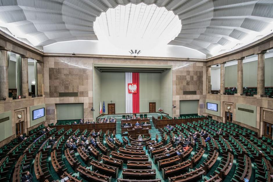 Projekt ustawy wprowadzającej DODO - do dalszych prac