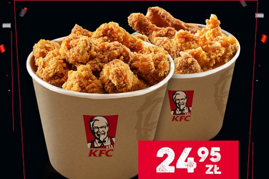 KFC z promocją w Black Friday