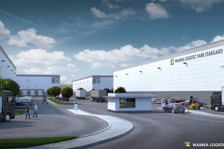 Procyon Group wprowadzi się do Waimea Logistic Park Stargard
