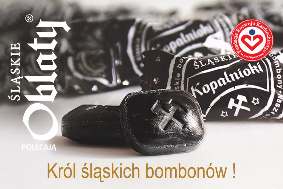 KOPALNIOK - król śląskich bombonów