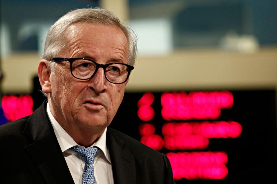 Juncker: Gdybym był Polakiem byłbym sfrustrowany Brexitem