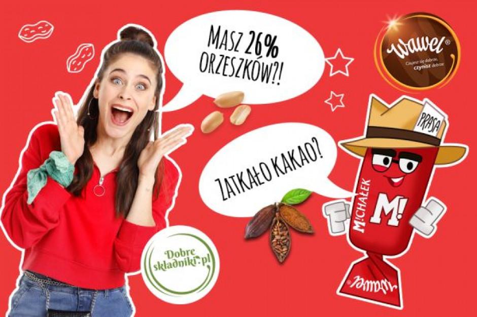 Nowa odsłona kampanii marki Wawel skierowana do młodych konsumentów