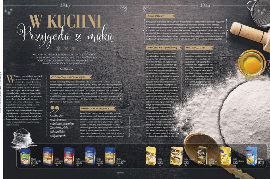 Delikatesy Centrum z własnym magazynem kulinarnym