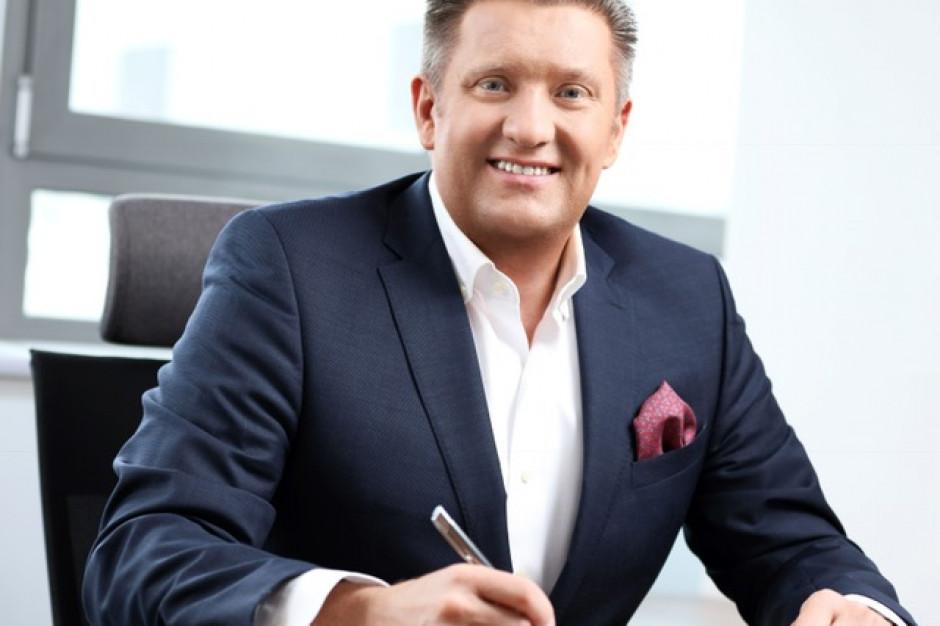 Grzegorz Gacek został prezesem Distribev Orbico