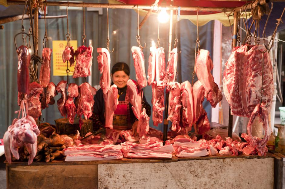 Chińczycy zamieniają wieprzowinę na drób w obawie przed ASF