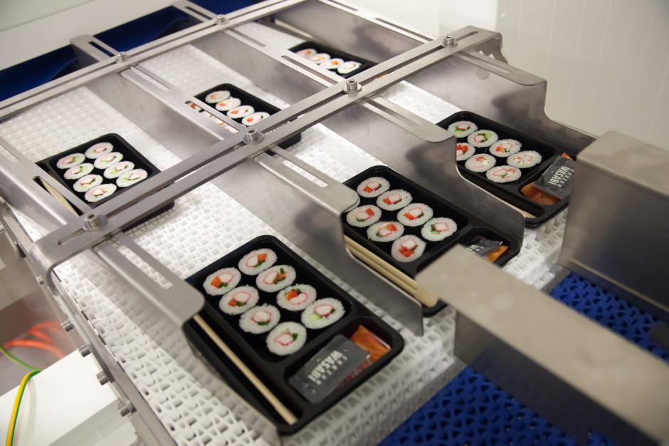 Sushi Factory intensyfikuje zagraniczną ekspansję