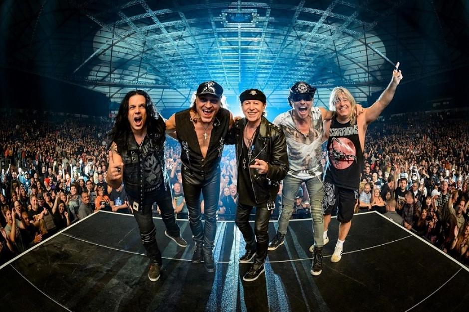 Zespół Scorpions ma swoją whisky. Trunek trafił na polski rynek