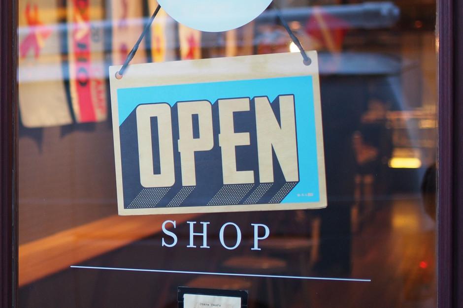 W niedzielę 2 grudnia sklepy będą otwarte