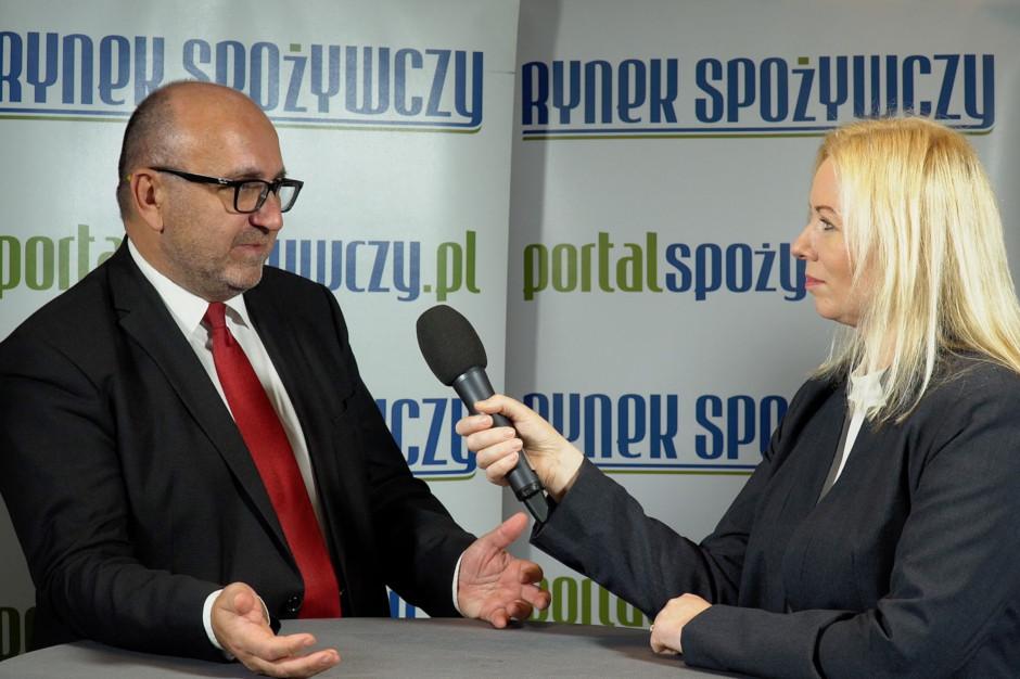Andrzej Gantner: Widać trend na clean label oraz na żywność ekologiczną (wideo)