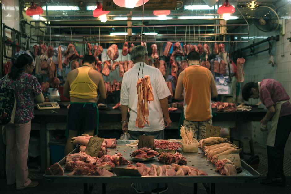 Chiny, które walczą z ASF kupują wieprzowinę z USA - mimo ceł