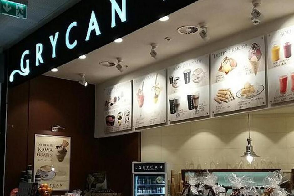 Kolejna lodziarnio-kawiarnia Grycan w Katowicach