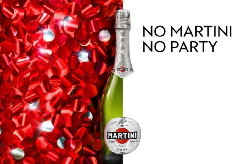 Marka Martini z nową kampanią - No Martini No Party!