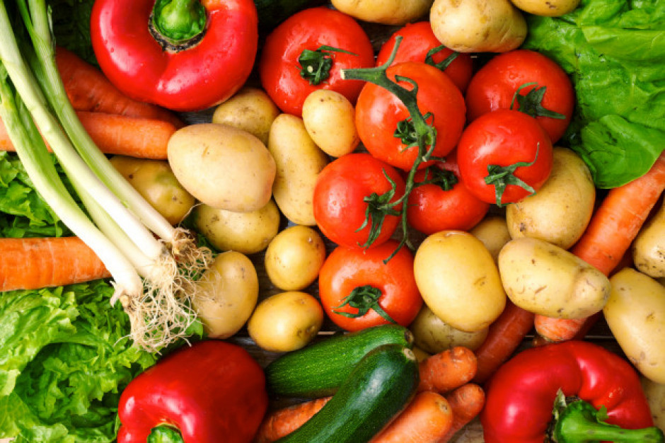 Droższe warzywa przed Bożym Narodzeniem