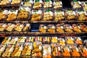 Moda na sushi przenosi się do handlu