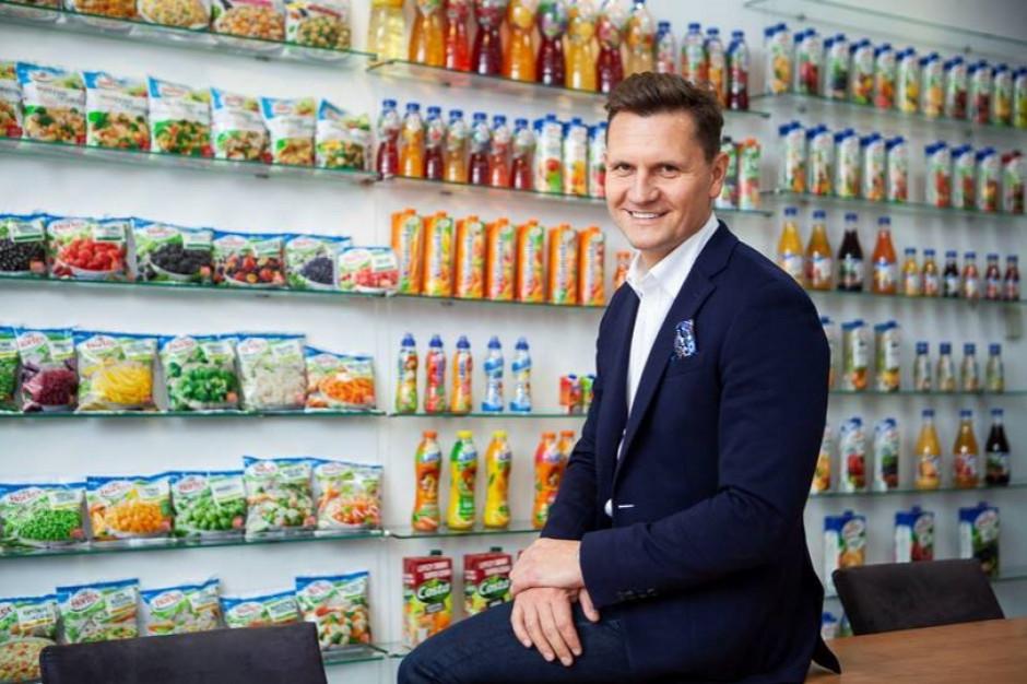 Prezes Horteksu: naszą odpowiedzią na trendy jest i będzie jakość i smak produktów