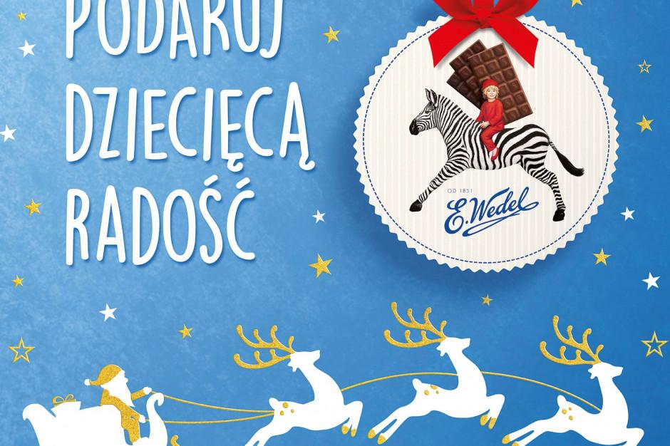 E. Wedel startuje z kampanią świąteczną