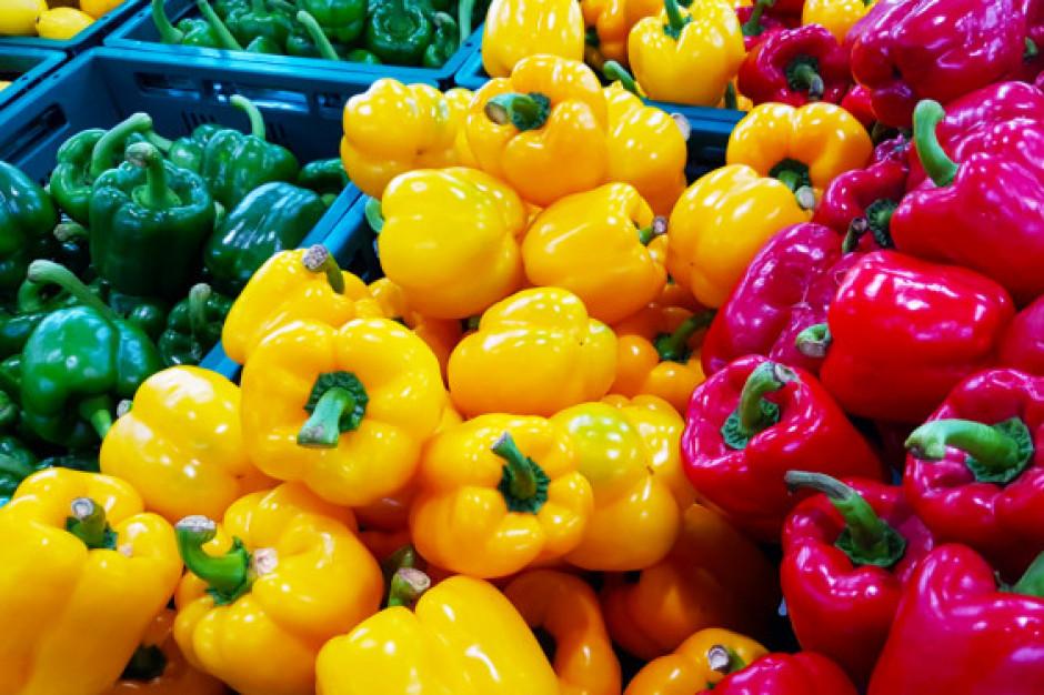 Producenci papryki: Ten rok był przecięty pod względem korzyści dla producentów warzyw