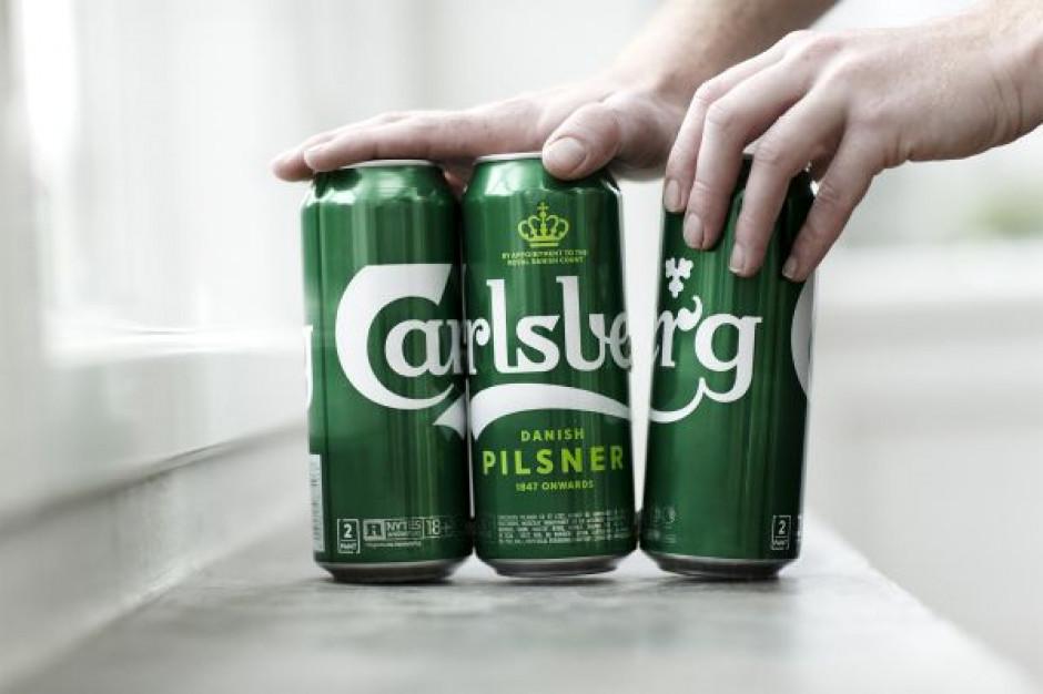 Canpack współpracuje z firmą Carlsberg przy produkcji innowacyjnych puszek