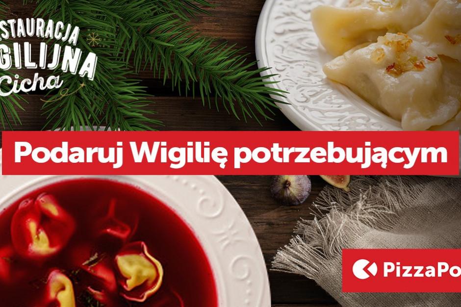 PizzaPortal.pl uruchamia charytatywną restaurację na święta