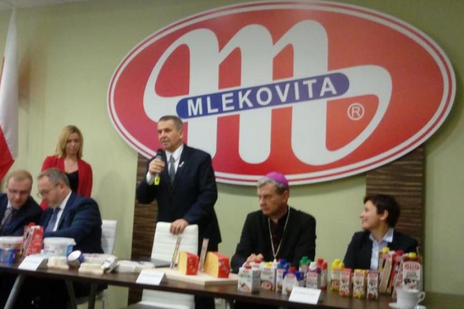 Mlekovita w ciągu 10 lat na inwestycje wydała miliard złotych (galeria)