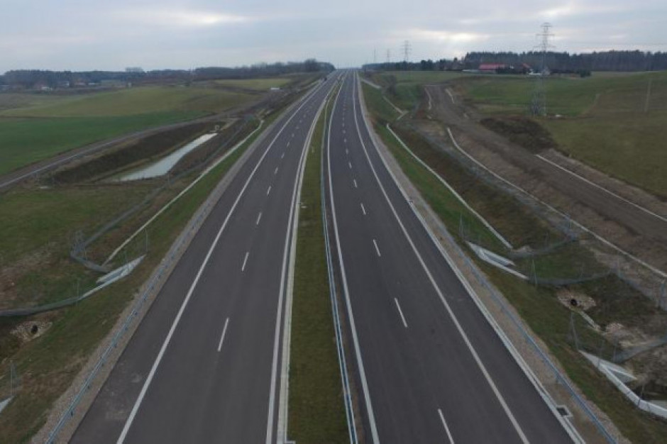 Powstanie trzeci pas na autostradzie A2 z Warszawy do Łodzi