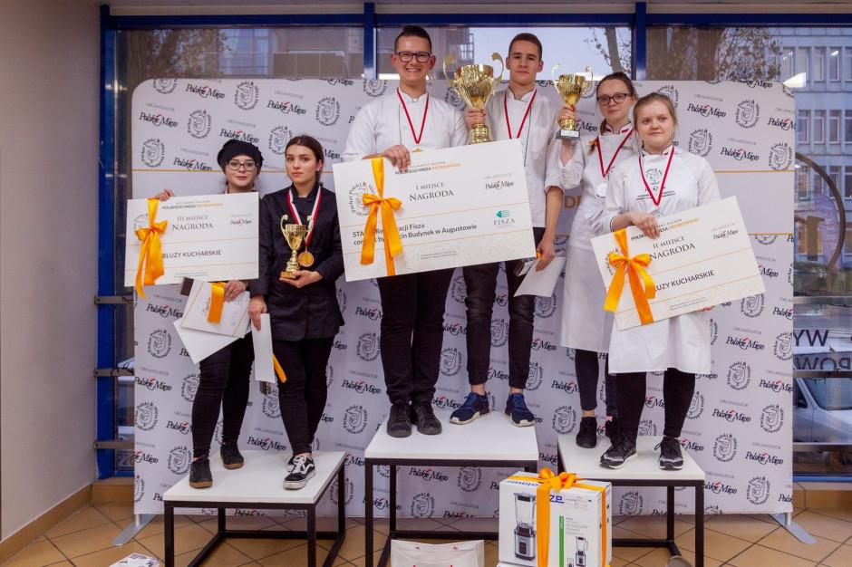 Młodzi kucharze walczyli o Puchar Polskiego Mięsa Drobiowego