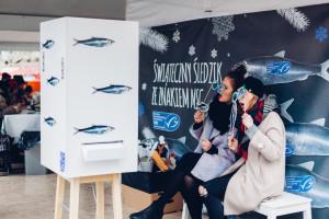 """Zdjęcie numer 1 - galeria: Rusza akcja """"Świąteczny śledzik ze znakiem MSC"""" (zdjęcia)"""