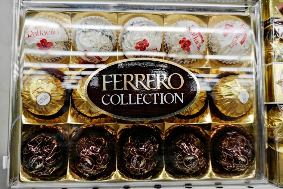 Ferrero chce przejąć część biznesu Campbell Soup