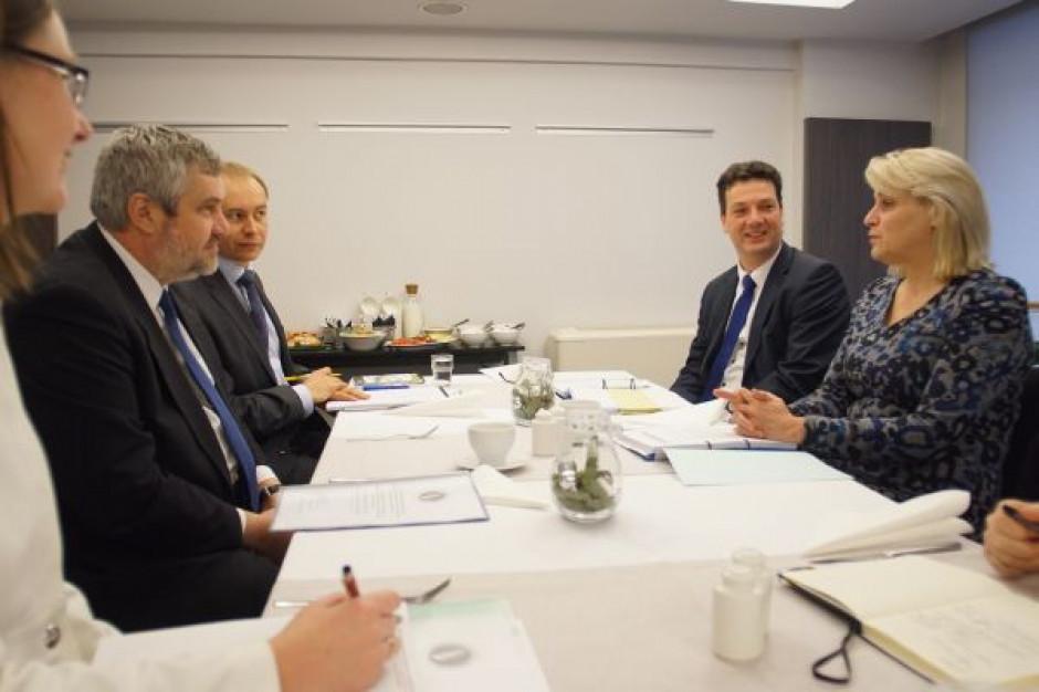 Polsko-holenderskie rozmowy o współpracy w zakresie rolnictwa