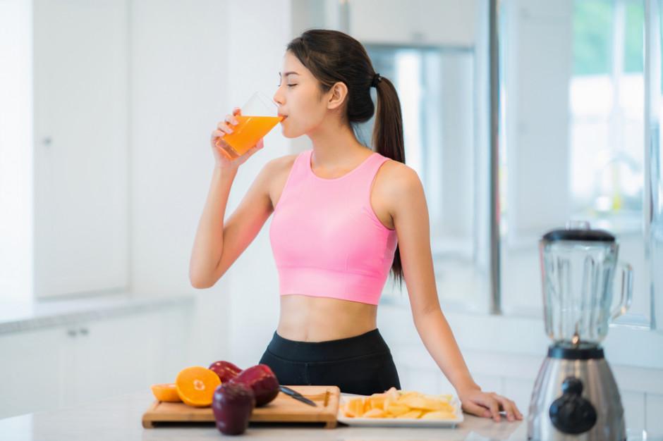 Uprawiasz sport? Sięgaj po warzywa i owoce jak najczęściej!