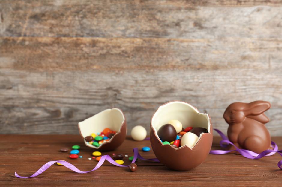 Słodycze w grudniu szykują się na Wielkanoc