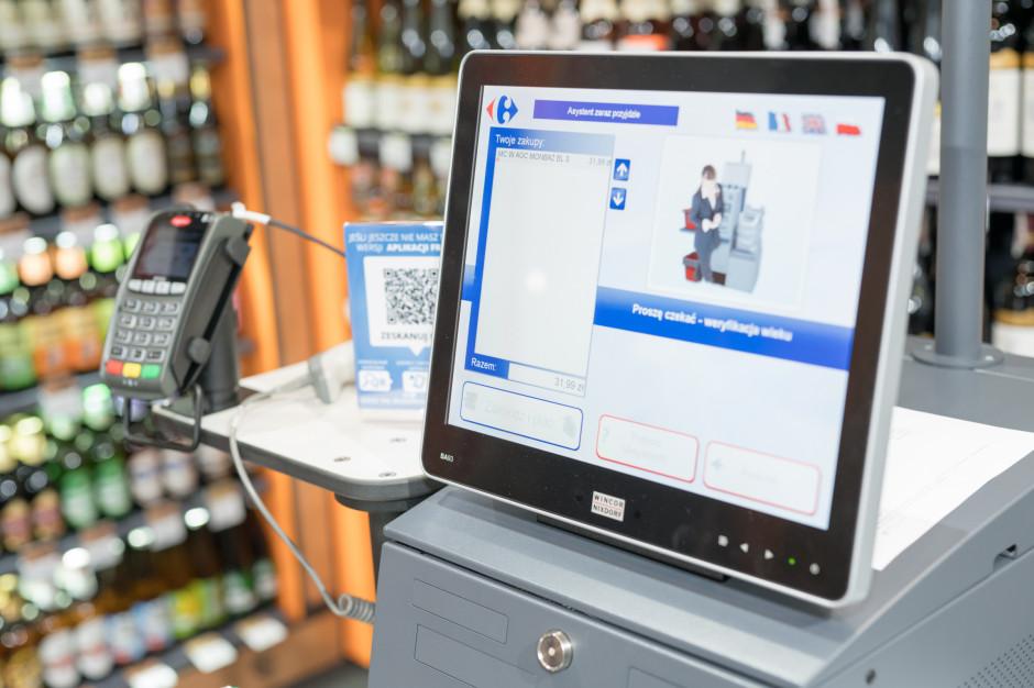 Carrefour uruchamia kasy samoobsługowe w sklepach convenience